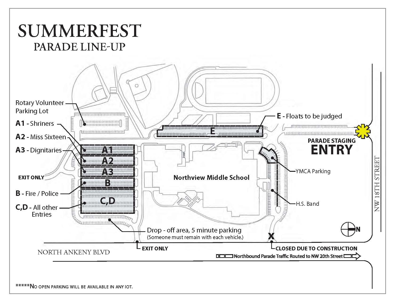 SummerFest Grand Parade Presented By John Deere Des Moines Works - Summerfest grounds map
