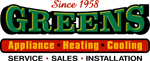 Green's Appliance, Heating & Cooling